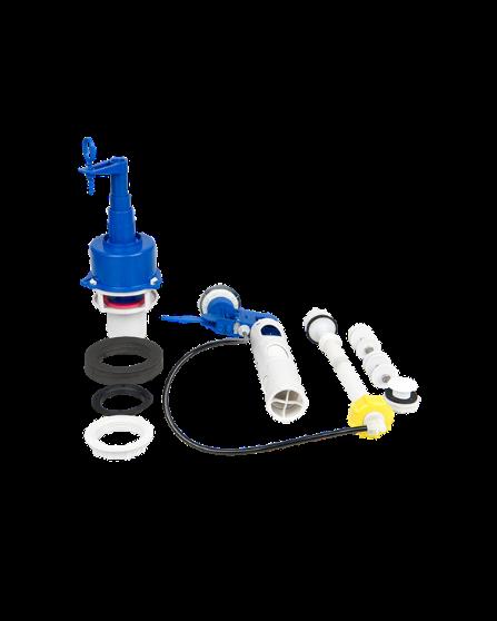 Pre-Fill Cistern Mechanisms