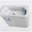 Affordable and easy to install or retro-fit to an existing toilet. The Waterwise Basin saves water and promotes hand hygiene.